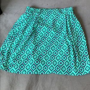 Francesca's mini skirt-size small